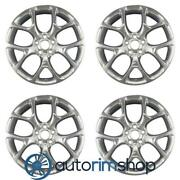 New 20 Replacement Wheels Rims For Buick Regal 2011-2017 Set Polished