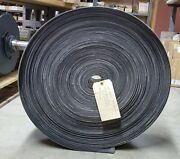 Wo 26893 3 Ply Nitrile Baler Belt 2 Lacing 6 W X 207.5and039 L