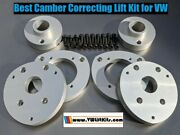 Best Camber Correcting Lift Kit For Vw Tiguan 2018-2021 1.50-inch Coil Spacers