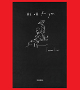Lauren Tsai It's All For You Sketchbook First Edition