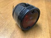 Yankee 381 Tail Lamp License Plate Light Auto Truck Stop Trailer Combo