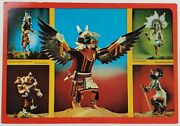Kachina Dolls Collection Cultures And Ethnicities Petley Studio Post Card