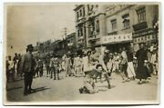 3 Photos - China Your Own Tsin - Scene Of Rue Décapitations - Mounted Print 1928