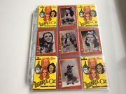 1990 Pacific Wizard Of Oz Complete Trading Card Set See Pictures