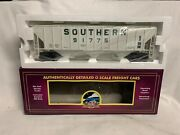 ✅mth Premier Southern Ps-2cd High Sided Covered Hopper Car 20-97256 Norfolk Ns