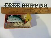 Vintage Whopper Stopper Bayou Boogie Topper Fishing Lure