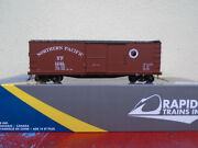 Rapido Trains Northern Pacific 10000 Series Boxcar 1940 Small Monad 130015 Ho Np