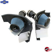 Afe Air Intake System W/ Pro 5r Filter For 2006-2010 Bmw 5and6-series Black