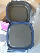 Tupperware Micropro Grill +pro Ring-toast Roast Stew Bake And Grill In Microwave