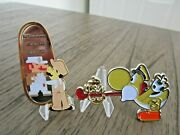 Lot Of 2 Navy Chief Cpo Challenge Coins Mario And Luigi Brothers And Yoshi Power Up.