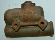 1963 1964 Cadillac Engine Part Unknown Delco Authentic