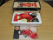Ertl 1/16 1957 Ford 641 Workmaster With Loader Precision Series 6 Tractor Nib