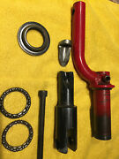 California Sport Goped Front Fork And Lower Hinge Assy Used And Ready Ships For Free