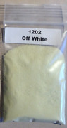 Lot X 100g 1202 Off White Powder Enamel For Metal Enameling Thompson