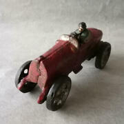Iron Cast Race Car Made In Usa