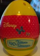 2x Disney Junior Mickey And Friends 40ct Tattoos Surprise Egg Party Gift Easter