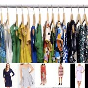 Wholesale Lots Used In Great Condition Famouse Brand Dress 10pc Pick Size