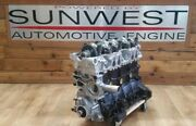 Toyota 22re Enhanced Performance Long Block W/ New Head Casting And 272 Cam