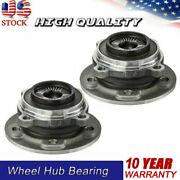2 Front Wheel Bearing And Hub Assembly For Bmw X1 X2 Mini Cooper Clubman 17-19