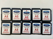 Ford A3 Sd Navigation Map Gps Sd Card Dealer Lot Of 10 Ct4t-19h449-ab Oem