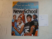 9/9/03 Sports Illustrated On Campus 1st Issue Uconn Michigan Texas Colorado Ncaa