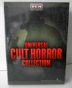 Universal Cult Horror Collection 1933-1946-5 Films W/lionel Atwell/evelyn Ankers