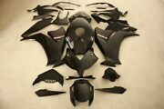 Injection Abs Fairing For Honda Cbr1000rr 2012-2016 2012 Gloss Black No Decals