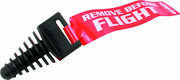 Fmf Racing 011299 Exhaust Wash Plug With Streamer Black For 4 Stroke