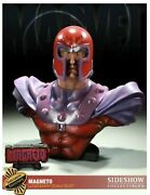 Sideshow Exclusive Magneto Legendary Scale Bust Marvel X-men Statue Sealed31/150