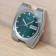 New Vintage Seiko 7006-6009 Case / Calendar Date Disc / Stem And Crown