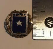 Military Pin Sterling - Anyone Know What/where This Pin Originated