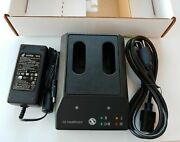 Ge Healthcare Fashpad X-ray Digital Cassette Battery Charger A0659sm / Ccc-3142