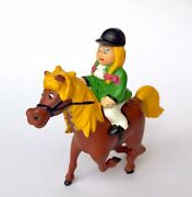 Vintage 80s 1987 Pennyandrsquos Pony Club Horse Riding Figures Toys Misty Penny Rider