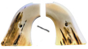 Fits Heritage Arms Rough Rider Grips .22 And .22 Mag Faux Mammoth Tusk Grips