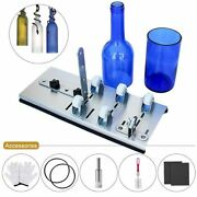 Glass Bottle Cutter Diy Machine For Cutting Wine Beer Whiskey Alcohol Champagne