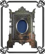 Vintage French Antique Photo / Picture Frame 19th 1880