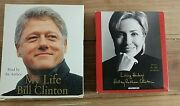 My Life By Bill Clinton And Hillary Cinyon Living History Cds Audio Book