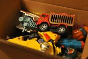Mixed Action Figure Junk Drawer Toy Lot 2