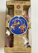 Boyds Bears And And Friends Musical Mobile Baby Lullaby Works But Incomplete