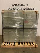St Charles Lab Benches Flammable Fume Hood Bases With Tops