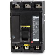 Mgl36500 - Square D 500 Amp 3 Pole 600 Volt Solid State Molded Case Circuit Brea