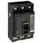 Mgl36300 - Square D 300 Amp 3 Pole 600 Volt Solid State Molded Case Circuit Brea