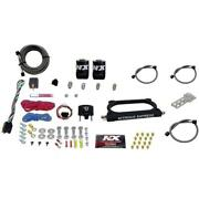 Nitrous Express Gt500 Nitrous Plate System 50-300hp Without Bottle 20949-00