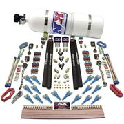 Nitrous Express 90208-10 Shark Dual Stage/gas/rails Direct Port System