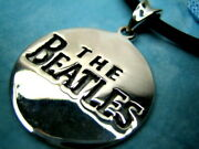 The Beatles 925 Sterling Silver Pendant Necklace