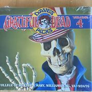 Grateful Dead Daves Picks Vol 4 William And Mary Virginia 9/24/1976 3cd New Sealed