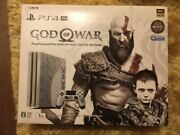 Ps4 Pro God Of War Edition Japan 1tb Sony Playstation 4 Game Console