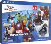 Disney Infinity -- 2.0 Edition Ps4 Sony Playstation 4, 2014 Starter Game Pack