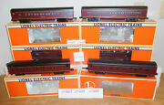 Lionel Norfolk And Western Powhattan 15'' Aluminum Passenger 6 Cars Train O Scale