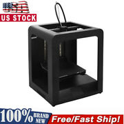 3.5 Touch Screen Desktop 3d Printer Auto-leveling With Crystal Glass Platform